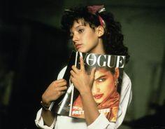 """Jennifer Beals in """"Flashdance"""", USA, 1982."""