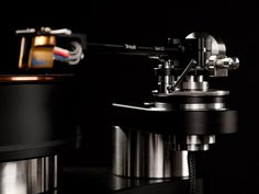 High end audio audiophile turntable Raven 10.5 Tonarm