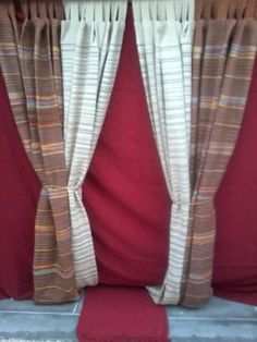 Product Name: CURTAINS Product Code: 898 Price5000/- http://www.kapoorhandlooms.com/