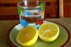 The Secrets of Lemon Water