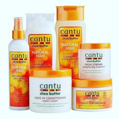 Cantu Shea Butter & Natural Hair Care Afro Hair Product All Items Cantu Hair Products Review, Cantu Products, Afro Hair Products, Black Hair Products, Best Hair Products, Curl Products, Skin Products, Natural Products, Natural Hair Care Tips