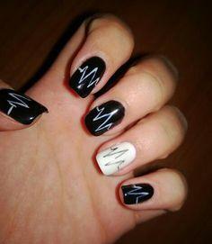 AM arctic monkeys nails