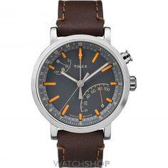 nice Mens Timex Metropolitan+ Activity Tracker Bluetooth Hybrid Smartwatch Watch TW2P92300 just added...