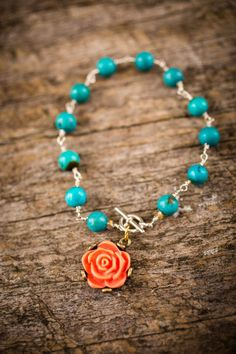 Turquoise Bracelet.