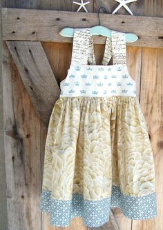 Childrens Clothing  Girls Shabby Chic Princess by CoralBelles, $49.00