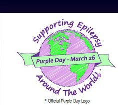Purple Day providing world-wide epilepsy awareness