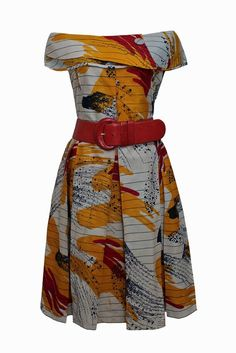 AFFORDABLE AFRICAN INSPIRED DRESSES IN TRADITIONAL PRINT FABRICS BY BOT I LAM ~Latest African Fashion, African Prints, African fashion styles, African clothing, Nigerian style, Ghanaian fashion, African women dresses, African Bags, African shoes, Kitenge, Gele, Nigerian fashion, Ankara, Aso okè, Kenté, brocade. ~DK