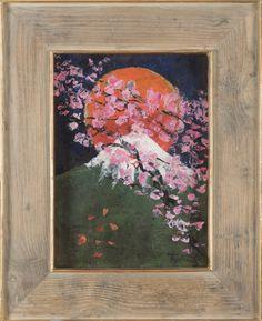 TYLECEK - SOUVENIR DE JAPAN Japonská vzpomínka 44x32 cm - Galerijní ulice Jistebník - Ostrava