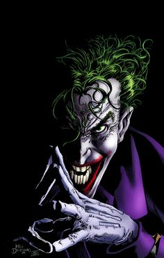 ArtStation - The Joker, Matt James Joker Cartoon, Joker Comic, Joker Dc, Batman Comic Art, Gotham Batman, Batman Comics, Joker And Harley Quinn, The Joker, Batman Robin