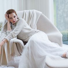 Brides.com: Winter Wedding Dresses with Stylish Coats to Match   Click to browse!