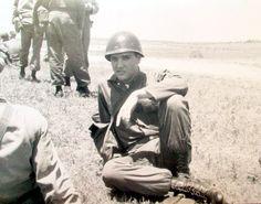 Elvis Presley at Fort Hood Texas 1958