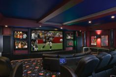 What Does Your Home Theater Setup Look Like?