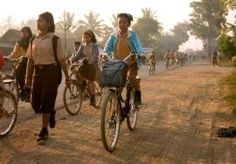 20 photos of kids' journeys to school from around the world