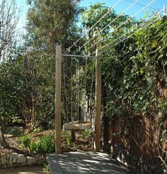 Even for those of us who like to DIY, and custom build most solutions in our home ourselves, the clothesline is generally an off-the-shelf product purchased and installed in the yard, laundry room, or bathroom. But not so in this case: