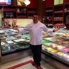 Carlo's bakery in Las-vegas. 3355 Las Vegas Blvd, Las Vegas, NV 89109.