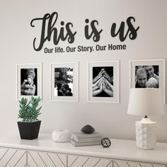 If you are looking for a piece of art in your house walls This is Us Wall Quote Decor is the perfect choice. Also you can costumize with your best moments. Family Wall Decor, 3d Wall Decor, Wall Decor Quotes, This Is Us, Letter Wall Art, 3d Letters, Mosaic Wall Art, Picture Wall, Wall Decals