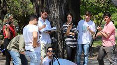 Juan M.Abdo Estudiante de cine de segundo año en la FUC, nos cuenta todo sobre el cine y sus inspiraciones. Enterate + en: www.vibracionesalternativas.com