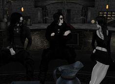 Três Ladrões de Sepulturas