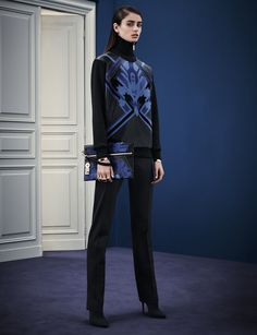 Versace Prefall 2015 Collection