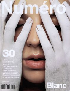 ''Blanc'' by Numéro 30.