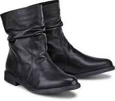 KMB Leather Boots