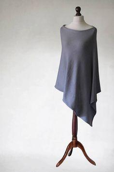 Cashmere poncho, Knit poncho, black scarf, wrap women, women poncho, women sweater, wrap sweater, knit scarf, pullover sweater, black poncho by KnitwearFactory on Etsy https://www.etsy.com/au/listing/485960236/cashmere-poncho-knit-poncho-black-scarf