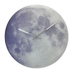 Zegar ścienny Blue Moon fabrykaform.pl