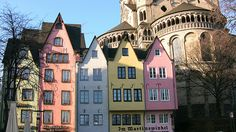 """Cologne or Koln  (from """"places i've been more than all my birthdays + all my christmases ;)"""
