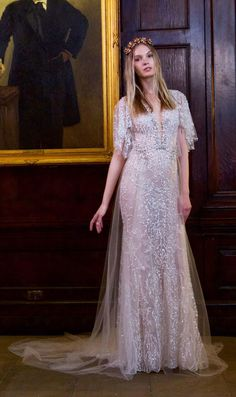 Berta Bridal Fall/Winter 2016 | https://www.theknot.com/content/berta-bridal-wedding-dresses-bridal-fashion-week-fall-winter-2016