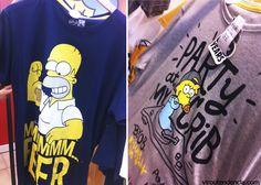 Coleção Simpsons 25 anos da Riachuelo d92faa52649