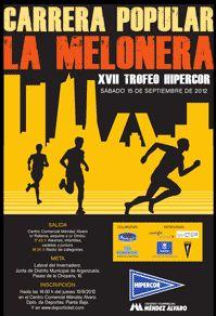 Red Runners: XVII Carrera Popular La Melonera