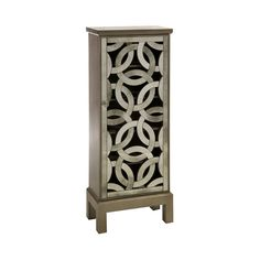 Opulence Mirror Front Cabinet