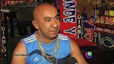 Ramiro Lopez El Chaman Llanero - Primer Impacto Edicion Mundial Canal Univision - YouTube