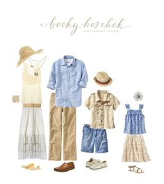 What to Wear: Family Session