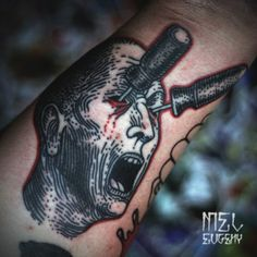 Piece by Evgeny Mel #InkedMagazine #tattoo #tattoos #inked #ink #art