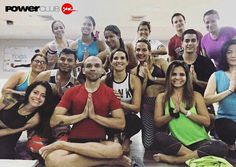 #Repost @yogapty @powerclubpanama  full house #Soho ven a buscar tu equilibrio #yoga #YoEntrenoEnPowerClub  comienza el 2017 saludablemente #pty #thepanamalife #yogapty