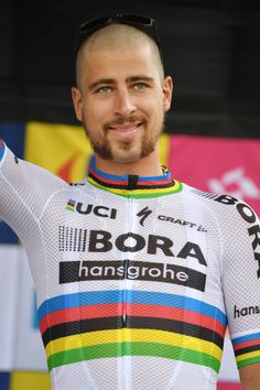 Tour of Poland 2017 / Team Presentation Peter SAGAN / Rynek Glowny Market Square / Team Presentation / Tour de Pologne / Bikes Direct, Bicycle Race, Cycling Art, Road Racing, World Championship, Cool Bikes, Cross Country, Mountain Biking, Trek
