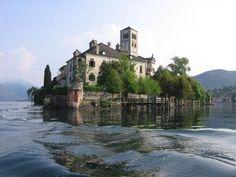 Fotografía: Julio Fernandez- Tutta Italia- San Giulio
