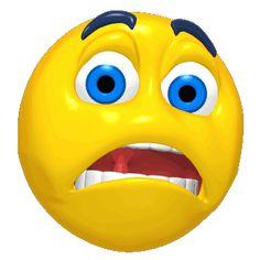 """Képtalálat a következőre: """"scared smiley face"""" Smileys, Funny Emoticons, Funny Emoji, Scared Face, Shocked Face, Smiley Emoticon, Emoticon Faces, My Emotions, Feelings"""