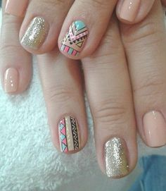 You should take good care of the nail shapes and nail models for Afil nails. Considering that your hands are under the confinement at first glance, you should give your hands as much importance as your makeup. Nail Shapes: Which is Your Model? Pink Glitter Nails, Pink Ombre Nails, Rose Gold Nails, Red Nails, Hair And Nails, Nail Pink, Cute Nails, Pretty Nails, Almond Nails Red
