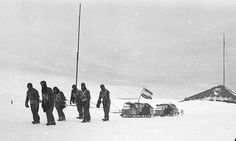 Douglas Mawson's 1911-13 Antarctic expedition continued to take scientific measurements in the face of tragic losses and horrendous conditio...