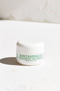 Shop Mario Badescu Hyaluronic Eye Cream at Urban Outfitters today. We carry all the latest styles, colors and brands for you to choose from right here. Mario, Get Rid Of Warts, Remove Warts, Dry Eyes Causes, Uva Rays, Skin Care Routine For 20s, Layers Of Skin, Cool Eyes, Herbal Remedies
