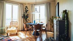 The Trés Chic Paris Apartment Of Kenzo's Design Director!