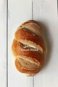 Молоко и Мед: Быстрый и Fabulous Французский хлеб