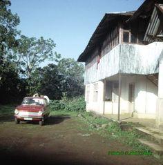 Moka. Casa de la Misión de los claretianos