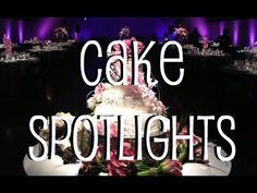 How To Setup a Cake Spotlight in 3 Easy Steps Wedding Spot, Diy Wedding, Wedding Cakes, Dream Wedding, Wedding Reception, Steps Youtube, Pot Lights, Wedding Planner, Wedding Decorations