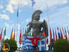 33rd Spartathlon Race 2015 Statue Of Liberty, Racing, Travel, Sign, Liberty Statue, Voyage, Auto Racing, Lace, Viajes