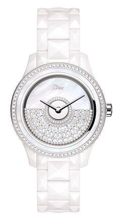 DIOR - VIII Grand Bal «Résille»  Gooooorgeous!  Nice blog too.  #watch #dior #resille #blog
