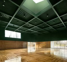 Gallery of 'Human Rights' Sports Center in Strasbourg / Dominique Coulon & associés - 3