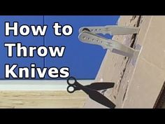 How To Throw Knives Correctly, And Accurately - The Good Survivalist